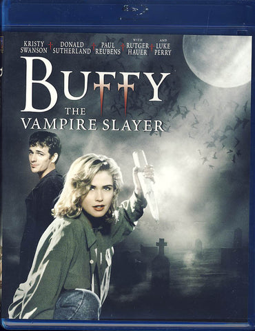 Buffy the Vampire Slayer (Blu-ray) BLU-RAY Movie