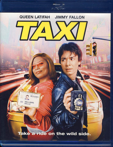 Taxi (Blu-ray) BLU-RAY Movie
