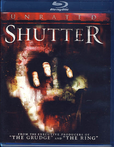 Shutter (Unrated) (Blu-ray) BLU-RAY Movie