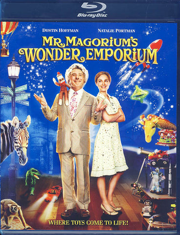 Mr. Magorium's Wonder Emporium (Blu-ray) BLU-RAY Movie