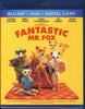Fantastic Mr. Fox (Three-Disc Blu-ray/DVD Combo)(Blu-ray) BLU-RAY Movie