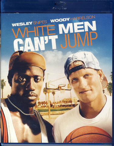 White Men Can't Jump (Blu-ray) BLU-RAY Movie