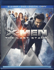 X-Men: The Last Stand (Blu-ray/DVD Combo+Digital Copy)(Blu-ray)
