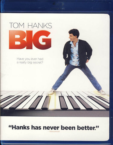 Big (Blu-ray) BLU-RAY Movie