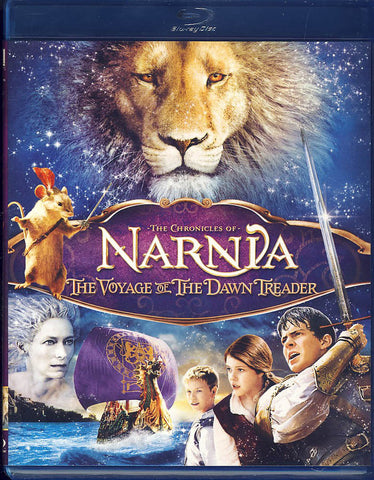 The Chronicles of Narnia: Voyage Of The Dawn Treader (Blu-ray) BLU-RAY Movie