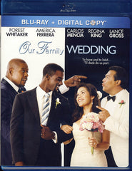 Our Family Wedding (Blu-ray+Digital Copy)(Blu-ray)