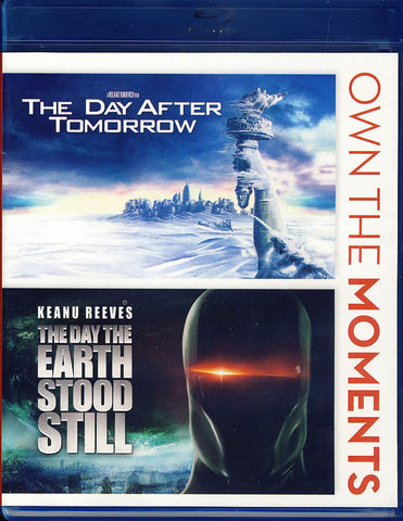 The Day After Tomorrow/The Day The Earth Stood Still (Blu-ray) BLU-RAY Movie