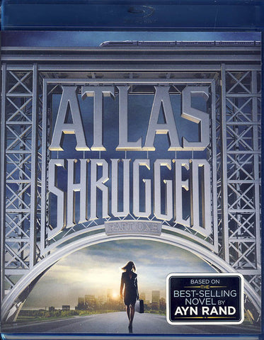 Atlas Shrugged: Part One (Blu-ray) BLU-RAY Movie