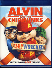 Alvin and the Chipmunks - Chip Wrecked (Blu-ray)