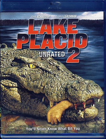 Lake Placid 2 (Unrated Edition) (Blu-ray) BLU-RAY Movie