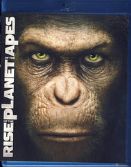 Rise of the Planet of the Apes (Blu Ray + DVD + Digital Copy) (Blu-ray)
