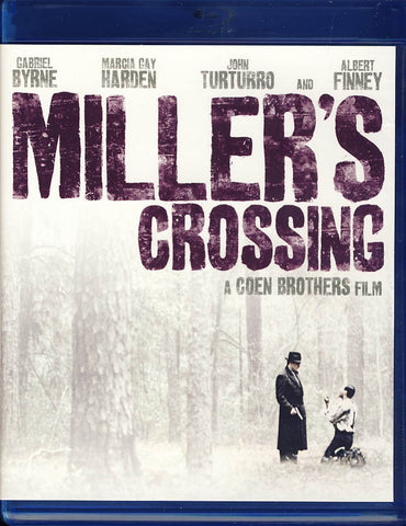 Miller's Crossing (Blu-ray) BLU-RAY Movie