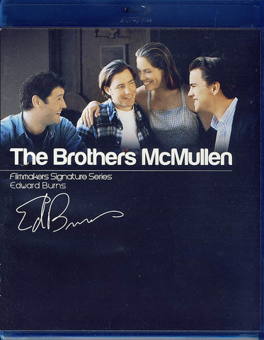 The Brothers McMullen (Filmmaker Signature Series) (Blu-ray) BLU-RAY Movie