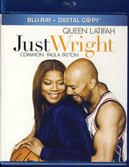 Just Wright (Blu-ray+ Digital Copy) (Blu-ray)