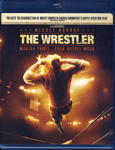 The Wrestler (Blu-ray+Digital Copy) (Blu-ray) BLU-RAY Movie