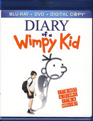 Diary of a Wimpy Kid (Blu-ray/DVD+Digital Copy)(Blu-ray)