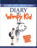 Diary of a Wimpy Kid (Blu-ray/DVD+Digital Copy)(Blu-ray) BLU-RAY Movie