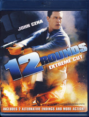 12 Rounds (Extreme Cut)(Blu-ray+Digital Copy)(Blu-ray)