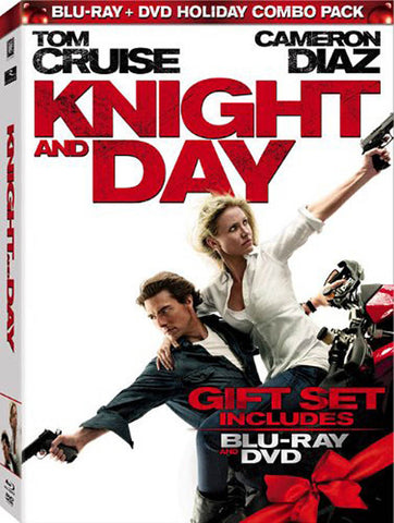Knight and Day (Blu-ray/DVD Holiday Gift Set)(Blu-ray)(Boxset) BLU-RAY Movie