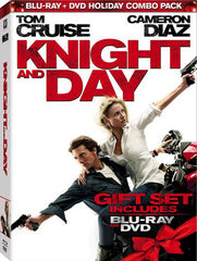 Knight and Day (Blu-ray/DVD Holiday Gift Set)(Blu-ray)(Boxset)