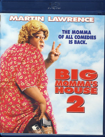 Big Momma's House 2 (Blu-ray) BLU-RAY Movie
