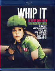Whip It (Blu-ray+Digital Copy)(Blu-ray)