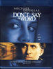 Don't Say a Word (Blu-ray) BLU-RAY Movie
