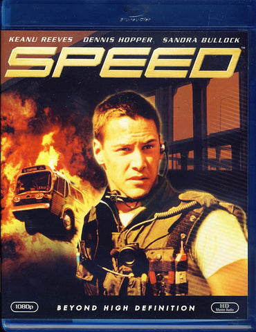 Speed (Blu-ray) BLU-RAY Movie