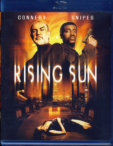 Rising Sun (Blu-ray) BLU-RAY Movie