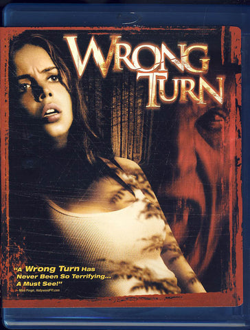Wrong Turn (Blu-ray) BLU-RAY Movie