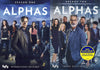 Alphas Complete Series (Season 1 & 2)(Boxset) DVD Movie