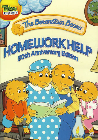 Berenstain Bears - Homework Help DVD Movie