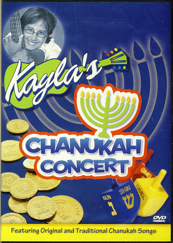 Kayla's Chanukah Concert DVD Movie