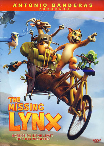 The Missing Lynx DVD Movie