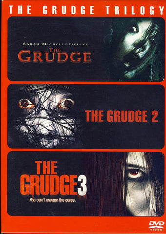 The Grudge Trilogy (Boxset) DVD Movie