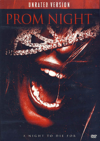 Prom Night (Unrated) DVD Movie