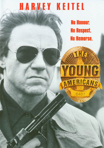 The Young Americans (Maple) DVD Movie