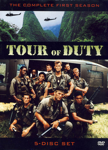 Tour of Duty - The Complete First Season (Boxset) DVD Movie