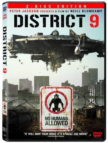 District 9 (2-Disc Edition) DVD Movie
