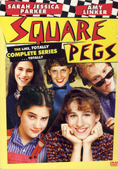 Square Pegs - The Complete Series (Boxset)