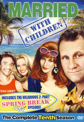 Married With Children - The Complete Tenth Season (Boxset) DVD Movie