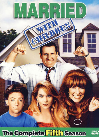 Married With Children - The Complete Fifth Season (Boxset) DVD Movie