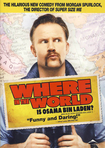 Where in the World Is Osama Bin Laden?(Bilingual) DVD Movie