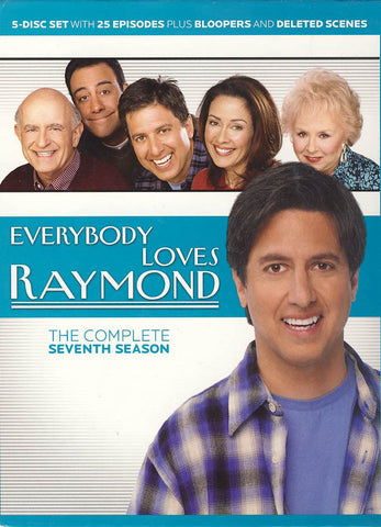 Everybody Loves Raymond:Complete Seventh (7) Season (Boxset) DVD Movie
