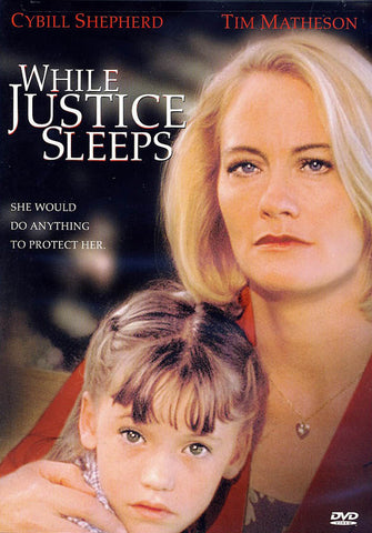 While Justice Sleeps DVD Movie