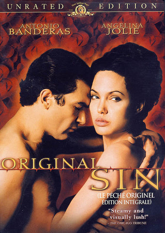Original Sin (Unrated) (MGM) (Bilingual) DVD Movie