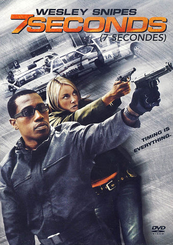 7 Seconds (Bilingual) DVD Movie