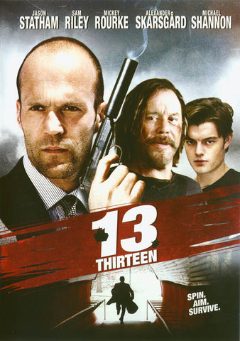 13/Thirteen DVD Movie