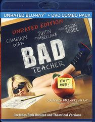 Bad Teacher (Two-Disc Blu-ray/DVD Combo)(Blu-ray)