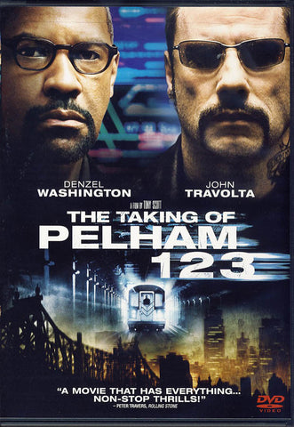 The Taking of Pelham 1 2 3 (Denzel Washington) DVD Movie